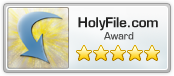 Holyfile.com award for Mackeeper
